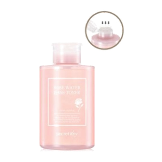 Тонер с розовой водой SECRET KEY Rose Water Base Toner  SECRET KEY