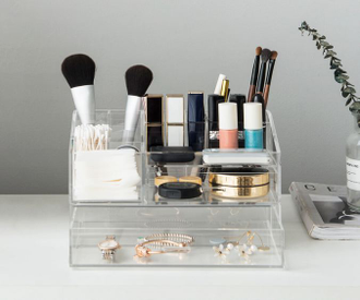 Органайзер для косметики Xiaomi A&Maison Cosmetics Storage Box
