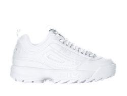 Кроссовки FILA DISRUPTOR 2 TRIPLE WHITE (36-45)