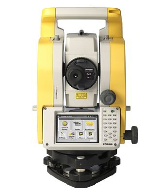 "Тахеометр Trimble M3 DR TA 5"" оптический/лазерный центрир"