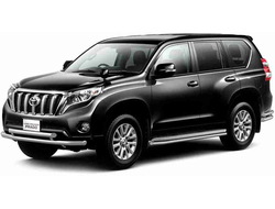 Toyota Land Cruiser 150 (2009-2013)