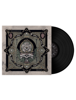 PARADISE LOST - Obsidian LP