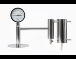 Конденсатор с сухопарником и термометром (12л, 15л и 20л,30л) на выбор
