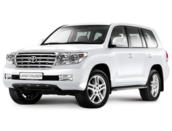 Toyota LAND CRUISER 200 (2007-)