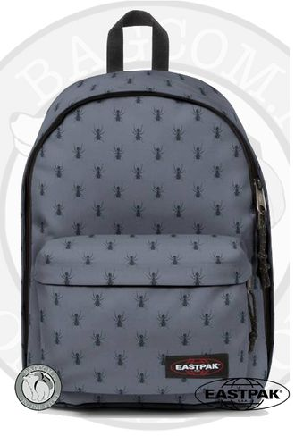 Eastpak Out of Office Bugged Grey