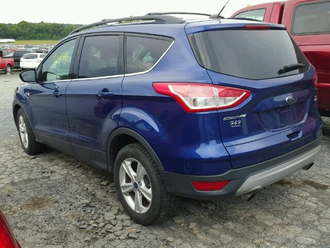 Ford Escape SE 2015 USA