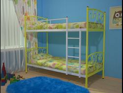Кровать детская двухъярусная МилСон Злата