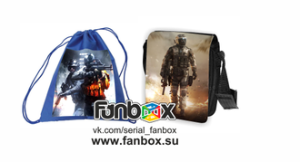FANBOX: CALL OF DUTY