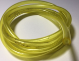 Hose petrol-oil resistant and for diesel 3.0х4.5 мм,  (yellow)