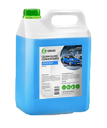 Grass Clean glass concentrate (канистра 5 кг)