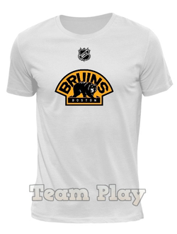 Футболка Бостон Брюинз / Boston Bruins арт. 29300