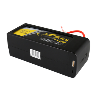 Tattu Plus 16000mAh 22.2V 15/30C 6S1P Lipo Аккумулятор