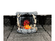 Trolls fireplace (PAINTED)