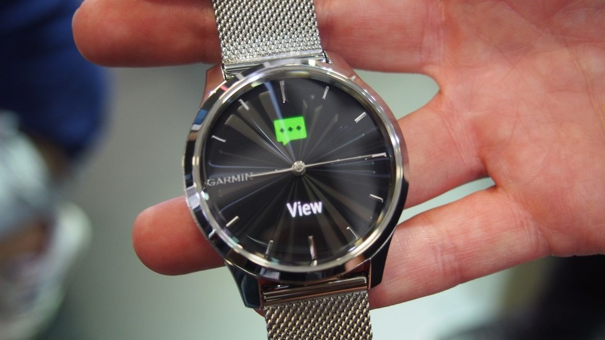 Первый взгляд: Garmin Vivomove 3. Больше скрытых экранов и возможностей