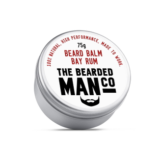 Бальзам для бороды The Bearded Man Company, Bay Rum (Карибский ром), 75 гр