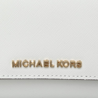 Клатч MICHAEL KORS Jet Set Travel (Белый)