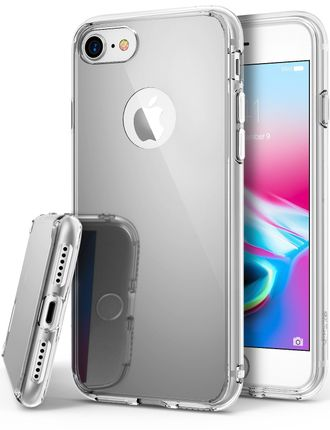 Чехол на Apple iPhone 7, Ringke серия Mirror, цвет серебро (Silver)