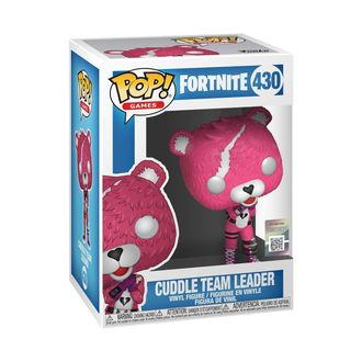 Фигурка Funko POP!  Vinyl: Fortnite S3: Cuddle Team Leader