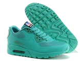 Nike Air Max 90 Hyperfuse USA Бирюзовые