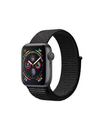 Apple Watch Series 4 Nike+ GPS, 44mm