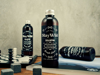 Шампунь Stay Wild Jungle Stone
