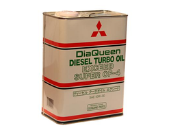 Mitsubishi Diesel Turbo Oil ExceedSuper   10w-30  (4л)