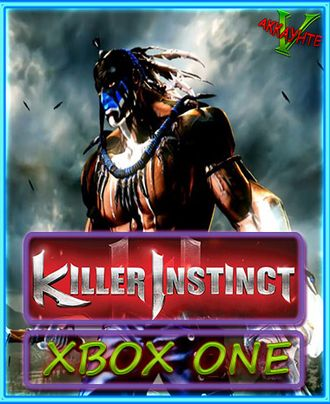 Killer Instinct Definitive Edition(КОД)(XBOX ONE)