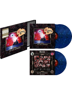 AYREON The final experiment 3-LP box-set