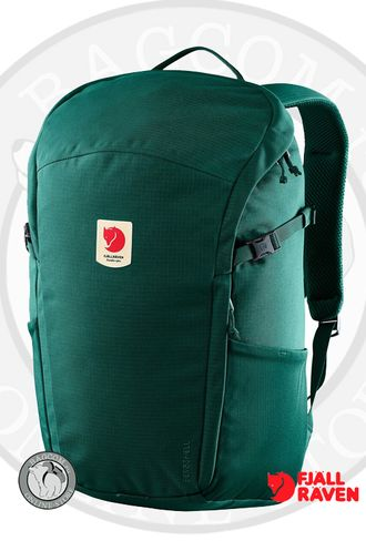 Fjallraven Ulvo 23L Peacock Green в магазине Bagcom
