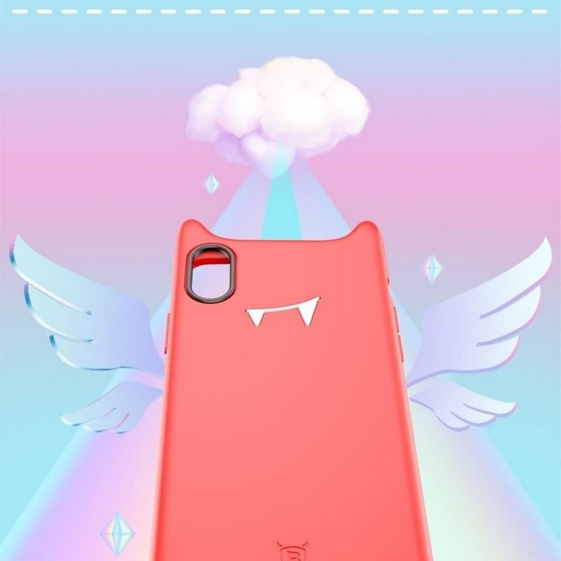 Baseus Baby devil Case для iPhone X - купить