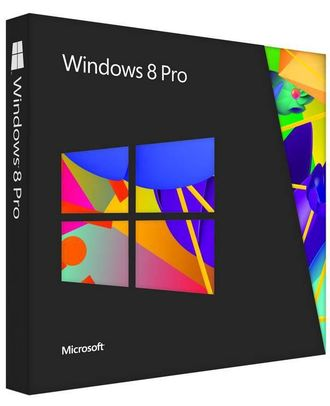 Программа обновления Microsoft Windows 8 Professional 32/64 bit Rus BOX ( 3UR-00033 )