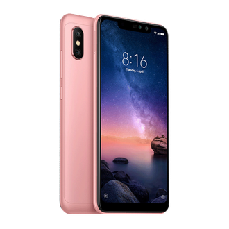 Xiaomi Redmi Note 6 Pro 3/32Gb Rose Gold (Global)