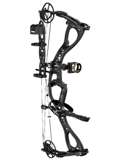 "Лук блочный Hoyt Charger 28"" (27""-30"") Black Out PKG"
