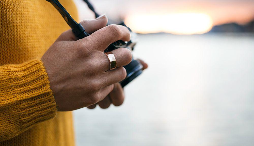 Обзор: Oura Ring. Кольцо всевластия