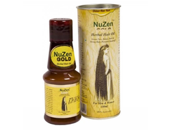 Нузен голд (NUZEN GOLD HAIR OIL) 100мл