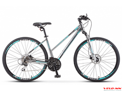 "Велосипед 28"" STELS Cross-150 D Lady 28"" V010"