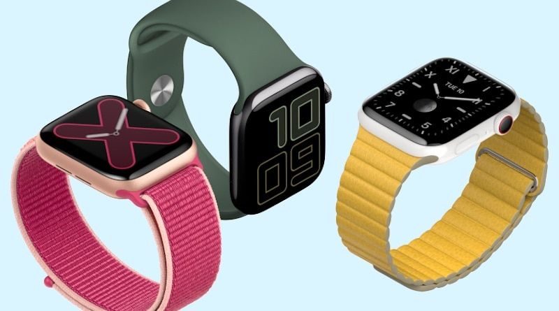 Apple Watch Series 5 против 3 стоит ли переплачивать