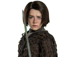 Арья Старк (Игра Престолов) - Коллекционная фигурка 1/6 - Arya Stark (Game of Thrones, 3Z0049) - ThreeZero