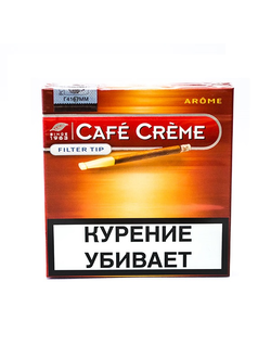 Сигариллы Cafe Creme AROME Filter TIP