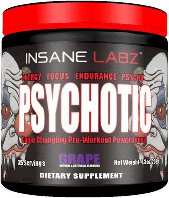 Psychotic  Insane labz 35 порций