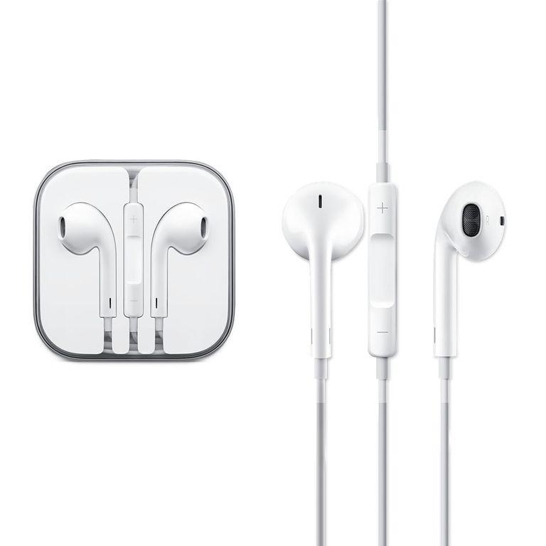 Гарнитура EarPods для Apple с управлением громкостью и микрофоном MD827ZM B  (Оригинал) 78afebb9d160e