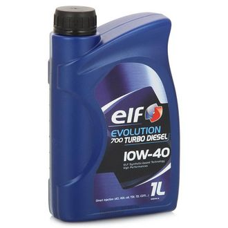 Масло Elf Turbo Disel  10W-40  1литр