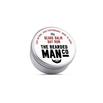 Бальзам для бороды The Bearded Man Company, Bay Rum (Карибский ром), 30 гр