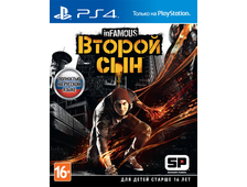 Infamous: Second Son для PS4