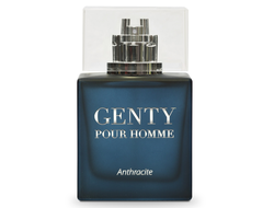 Genty pour homme Anthracite - Genty Parfums