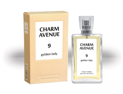 Charm Avenue 9 Golden Lady eau de toilette