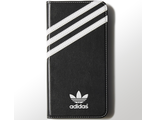 Чехол - Книжка Для iPhone 6+ Booklet Case Adidas Черный