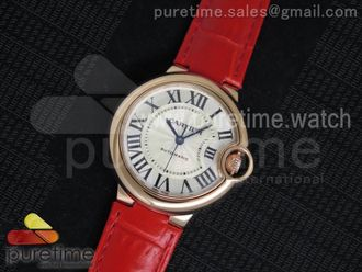 Ballon Bleu 36mm RG Red