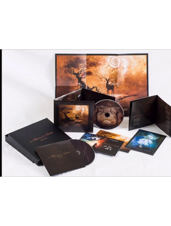 The Moon And The Nightspirit - Metanoia CD BOX