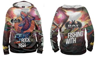 Худи BAT «Rock Fish»